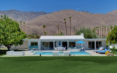 Photo for Modern Palm Springs Golf Course Property, 3 bedrooms,sleeps 6
