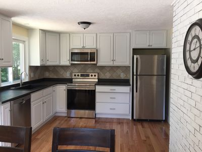 Brand New Kitchen with All New Stainless Appliances
