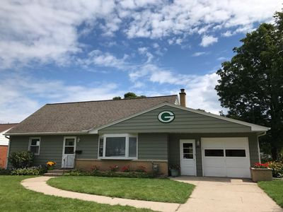 Photo for The 60 Yard Line!!! SHORT WALK TO THE HEART OF TITLE TOWN DISTRICT! SLEEPS 12
