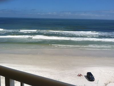 Photo for 3BR/3BA Luxury Oceanfront Condo Walking Distance to Flagler