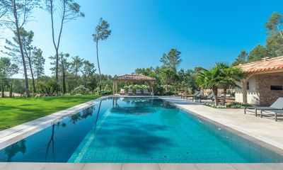 Photo for Luxury villa in a golf course with tennis and swimming pool, cleaning included