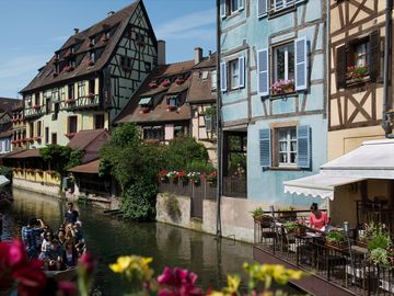 Quartier Centre, Colmar, France