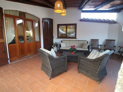 Photo for VILLA WITH DEPANDACE POOL AND GARDEN