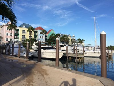 Photo for One bedroom  villa, 505 sq ft at the Harborside at Atlantis Feb 15 - 22. sleep 4