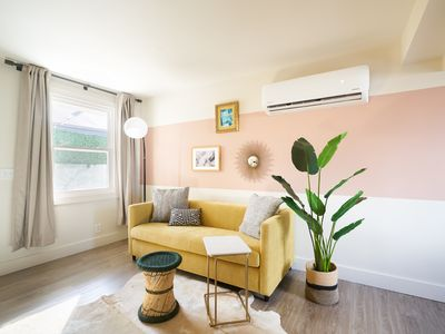Photo for Sonder | State House | Stunning 1BR + Terrace