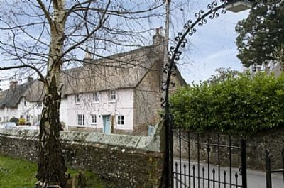 Photo for Romantic Thatched Cottage set in an Area of Outstanding Natural Beauty