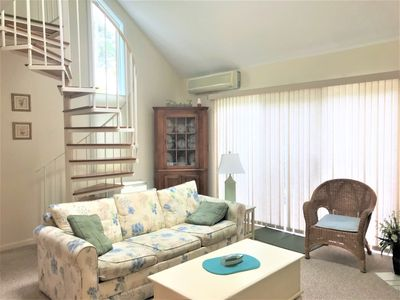 Photo for Pristine Ocean Edge Resort townhouse for 6! Central air!