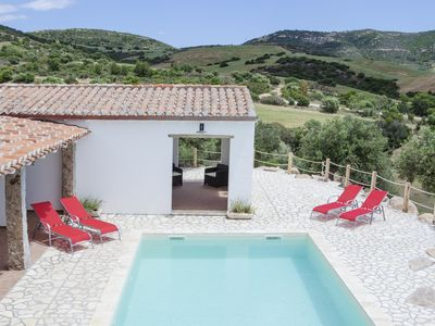 Photo for Country estate near Villasimius and the finest beaches of the southeast coast
