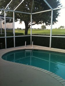 Photo for Gorgeous Villa with pool in Lely Resort