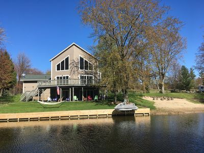 Photo for Quiet Canal-front Home - Relax, Play, Enjoy Life Here!