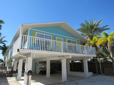 Photo for Beachside Palms #2  WOW!!! Just Steps To The Public Beach, On A Quiet Cul-de-sac