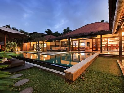 Photo for Great Offer! 4bed Villa Seminyak Prime