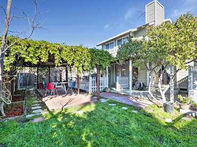 Photo for NEW! Central San Jose Home w/Yard, Pergola, & Gym