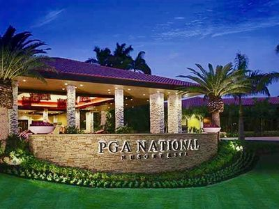Photo for Newly Renovated Golf Villa at PGA National in Palm Beach Gardens, Fl.