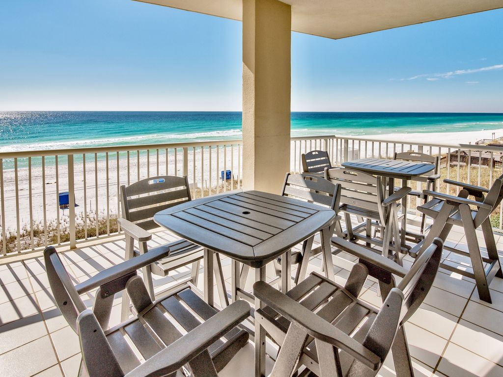 Beachfront 4br 4bath With 2 Master Suites A Vrbo
