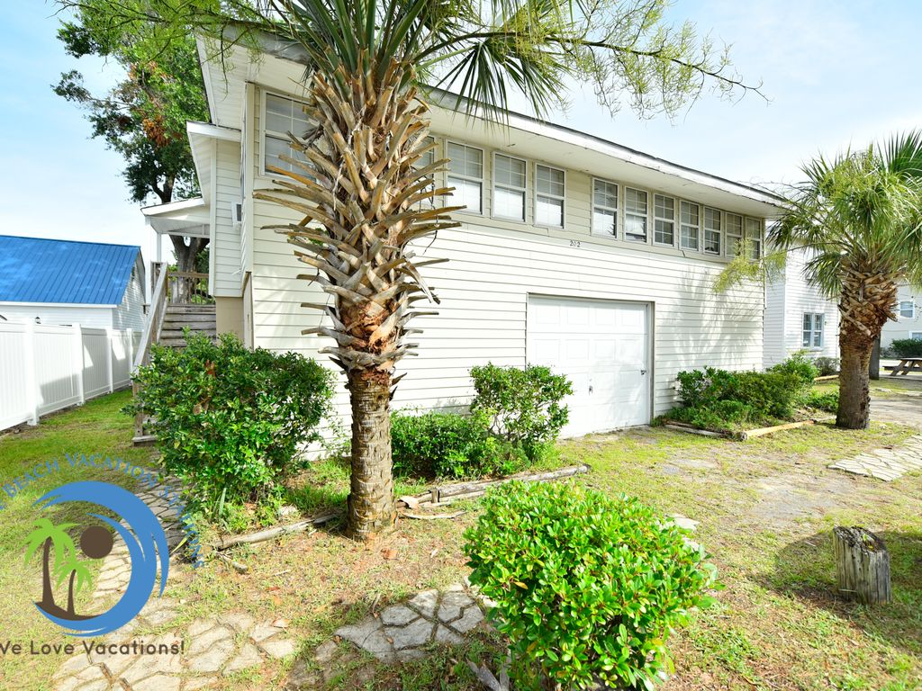 Fun in Sun Right! 150 yards from the Beach! - HomeAway