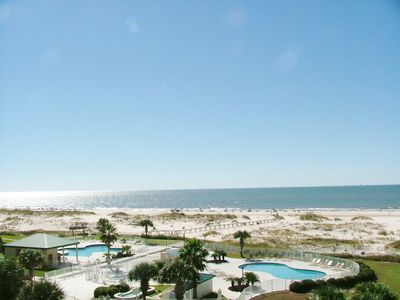 Photo for Beautiful Beach Front Condo 3 BR/2 BA