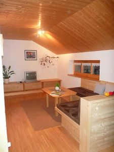 Photo for Apartment 2 Üntsche (4-5 persons) - Moosbrugger Birgit - Haus Werner