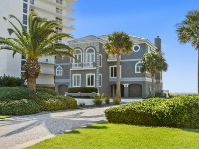 Photo for Luxury Town Home, Villas Belvedere, Directly On The Gulf