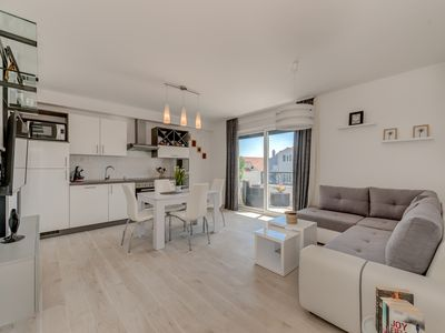 Photo for Apartment in center ( NEW, PRIVATE PARKING )