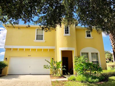 Photo for 3 Miles to Disney in Orlando, 7 BR. South Facing Pool, WIFI, game room and more