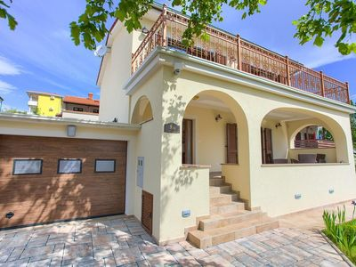 Photo for Holiday house Dobrinj for 6 persons with 3 bedrooms - Holiday house