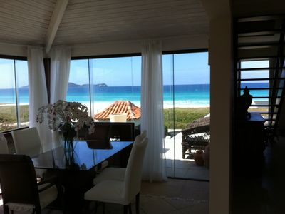 Photo for Pleasant House in condominium 20 meters from the sea