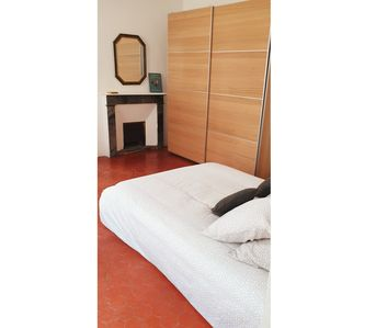 Photo for Large sunny 2 rooms - Old-Nice