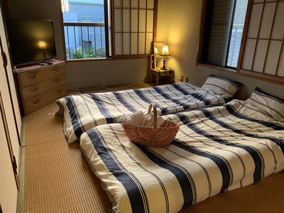 Photo for Between Tokyo Narita, Disney  Makuhari are close. Lovely Traditional room
