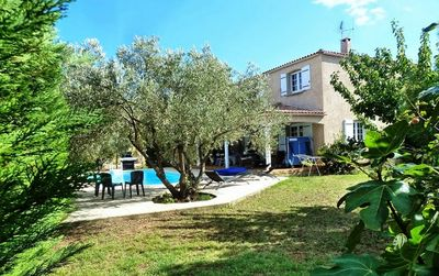 Photo for Beautiful villa architect of Marseillan