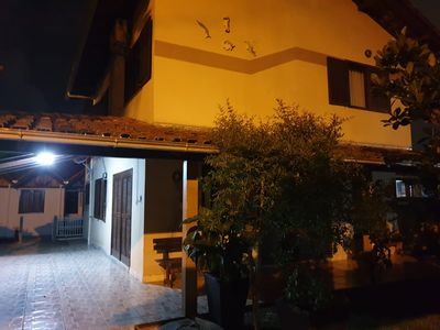 Photo for House 50 mts from the beach, 3 bedrooms for 10 people, comfortable and cozy.