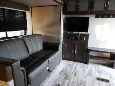 Photo for Grand Canyon RV Glamping Suite - Your Summer Vacation Camper