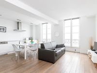 A lovely apartment in the lovely Marais district!