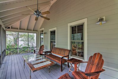 Escape to Seacrest Beach and stay at this 3-bed, 3-bath vacation rental home!