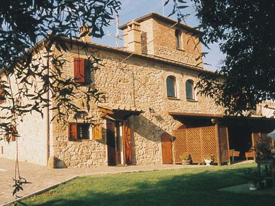 Photo for One Bedroom Ground Floor Apartment  San Gimignano  Le Volte, is a very pretty apartment on a lovely