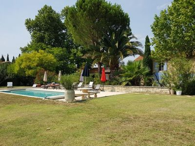 Photo for 5 bedroom Villa, sleeps 15 with Pool, Air Con and FREE WiFi