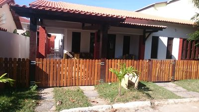 Photo for HOUSE WITH SWIMMING POOL AND PRIVATE BBQ, DAILY PROMOTION R $ 650,00