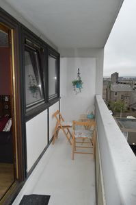 Photo for Aberdeen City Centre Apartment With Private Balcony and free fast fibre wifi.