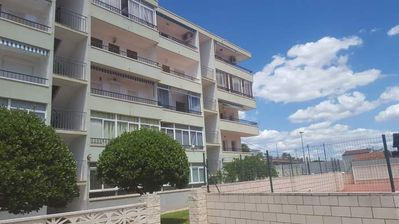 Photo for 1BR Apartment Vacation Rental in Cambrils
