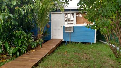 Photo for Fully Equipped Studio Cottage ~ Beautiful Bay Views + Beach Supplies & WiFi