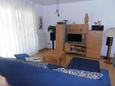 Photo for Anlage am Wehrberg Apartment 10, nonsmoker, terrace with beach chair, quiet location
