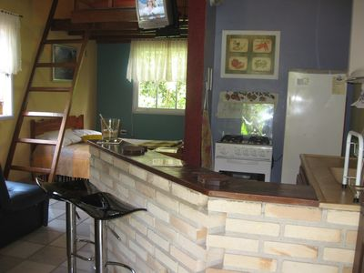 Photo for COMFORTABLE CHALET in trendy MARESIAS