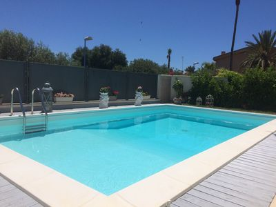 Photo for villa in San Leone with pool