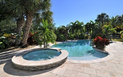 Photo for Beautiful tropical oasis in a wonderful location