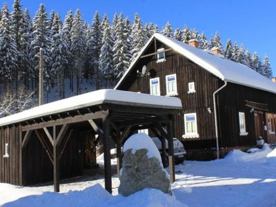 Photo for Holiday house Klingenthal for 8 - 12 persons with 6 bedrooms - Farmhouse
