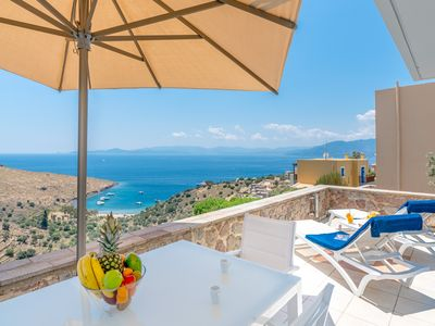 Photo for Brand New Modern Villa with Stunning Sea Views