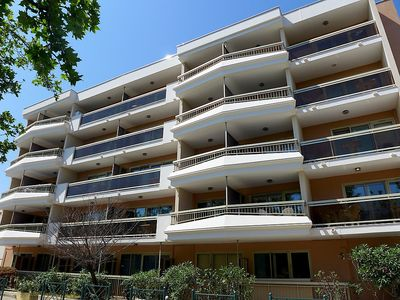 Photo for Apartment in the center of Sainte-Maxime with Lift, Parking, Internet, Air conditioning (328133)