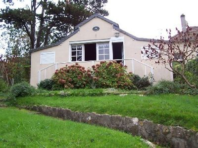 Photo for 2BR Cottage Vacation Rental in Arromanches les Bains, Basse Normandie