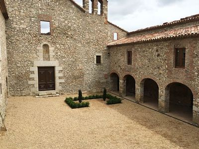 Photo for Self catering Monestir de Sant Salvi for 26 people