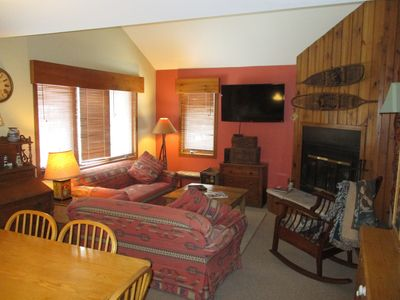Photo for Beautiful townhome in Galena Territories Sleeps 9, 4 BR, close to Owners Club.